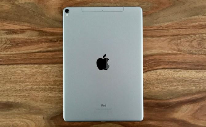 El próximo iPad no tendrá bordes y funcionará con Face ID
