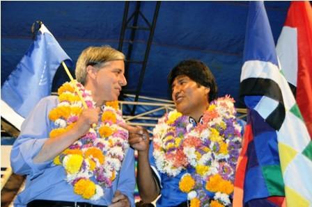 Negociable,-El-MAS-solo-pelea-candidatura-de-Evo-y-no-del-vicepresidente