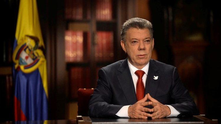 Juan Manuel Santos (Reuters)