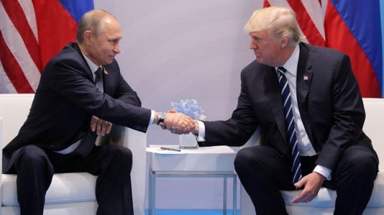 Vladimir Putin y Donald Trump. (Reuters)