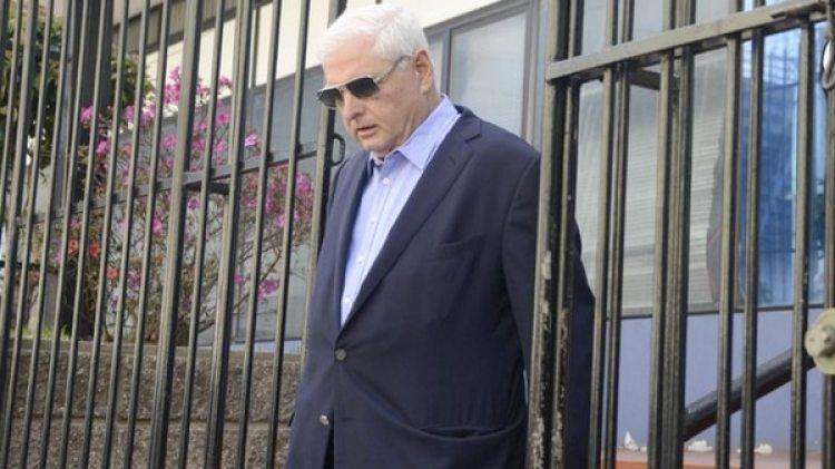 Ricardo Martinelli (AFP)