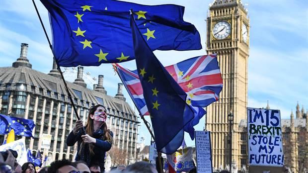 El gobierno británico ya fijó fecha y hora exacta de la salida del Reino Unido de la Unión Europea