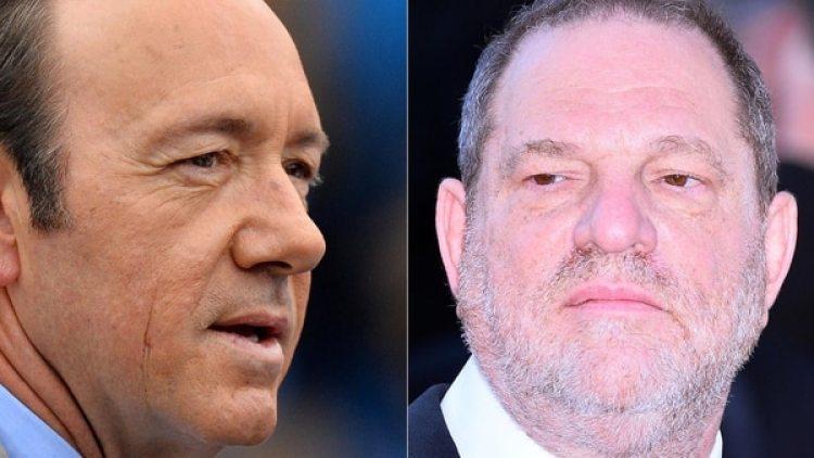 Antes que Spacey, el poderoso productor de Miramax Harvey Wainstein fue acusado por 80 mujeres de abuso y violación.
