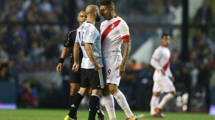 Guerrero dio positivo en el partido contra Argentina de las Eliminatorias (Reuters)