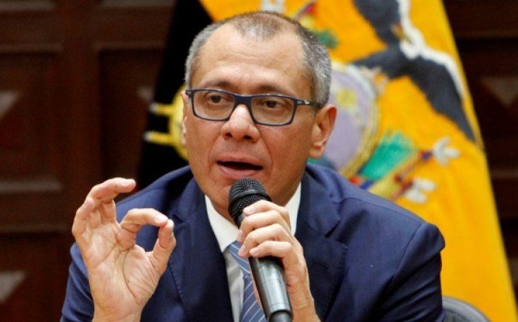 Jorge Glas hablaba con el tono y la voz de Rafael Correa. Por radio, muchos dudaban de quién era el que estaba hablando.