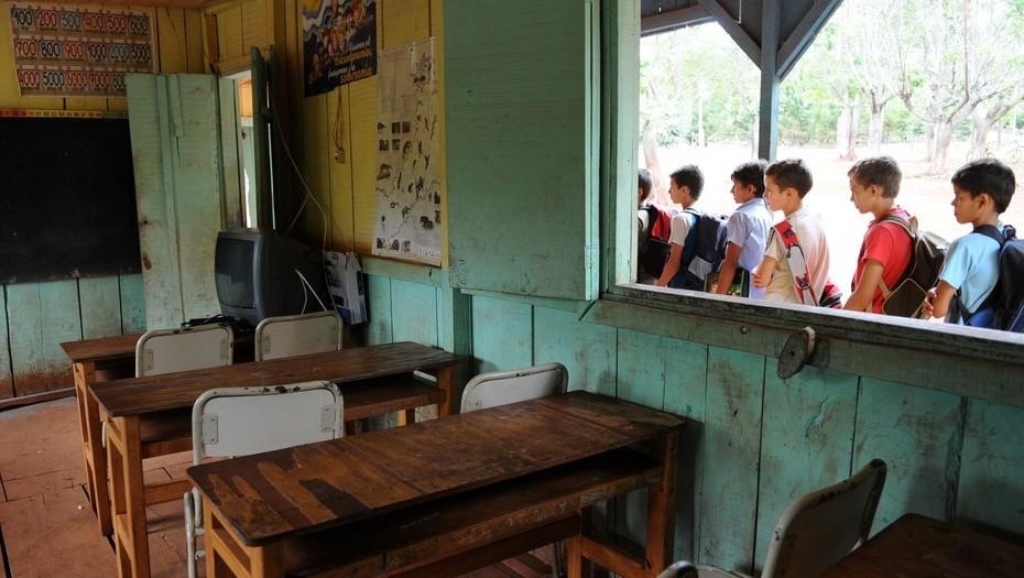 Trabajo infantil: el gobierno nacional lanzó un plan de prevención y erradicación
