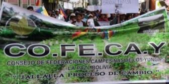En Coripata deciden crear paralela a Cofecay para no ser sumisos al gobierno