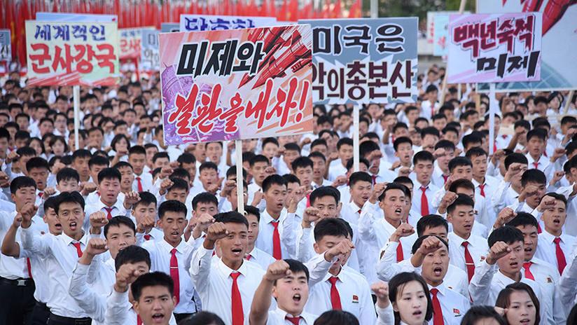 Corea del Norte condenó