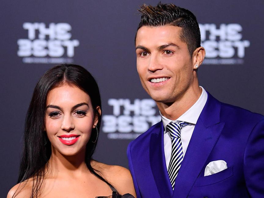 Nació hija de Cristiano Ronaldo; emotivo mensaje de Georgina Rodríguez