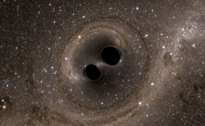 Una nueva onda gravitacional desvela más secretos sobre los agujeros negros