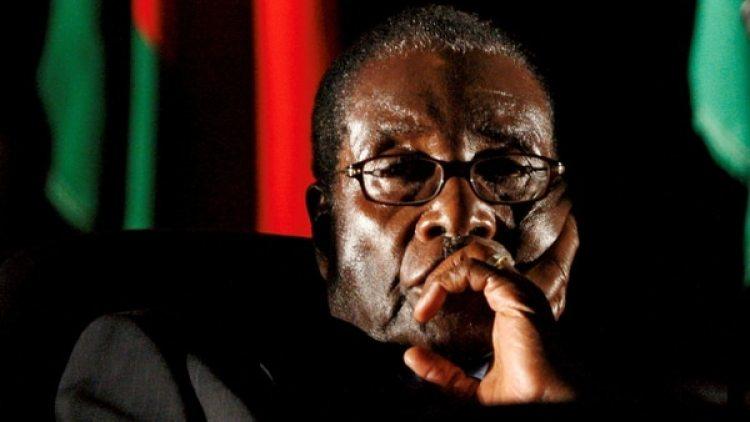 Robert Mugabe. (Reuters)