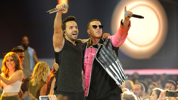Por qué Daddy Yankee se negó a cantar Despacito en los Grammy Latino
