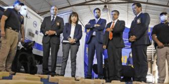 Desarticulan en Chile banda de narcotraficantes que llevaba droga desde Bolivia