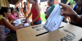 TSE asegura que difunde los tres tipos de voto; opositores lo contradicen