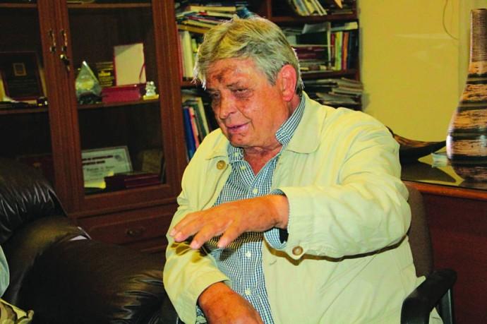 PROYECTO. Paz Zamora pretende una nueva alternativa democrática para el país.