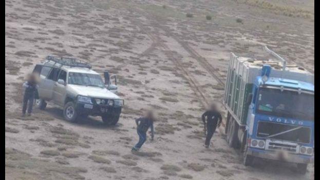Un joven muere durante un operativo aduanero en una población de Oruro