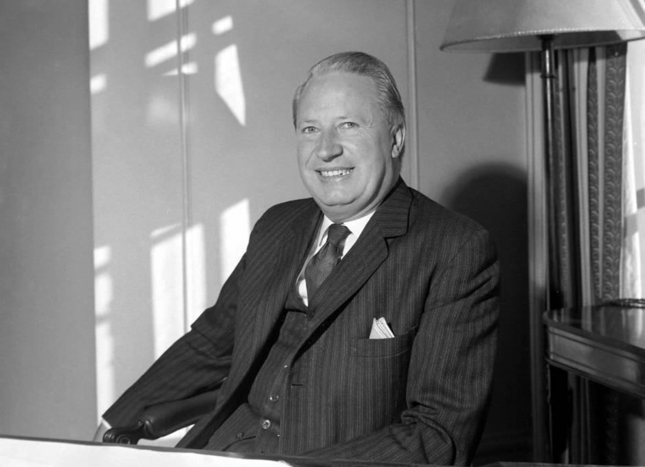Edward Heath, el