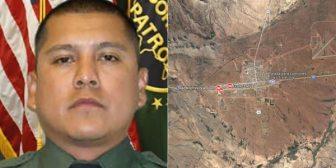 El brutal asesinato de un agente de la Patrulla Fronteriza en el límite con México que desorienta al FBI y conmovió a Donald Trump