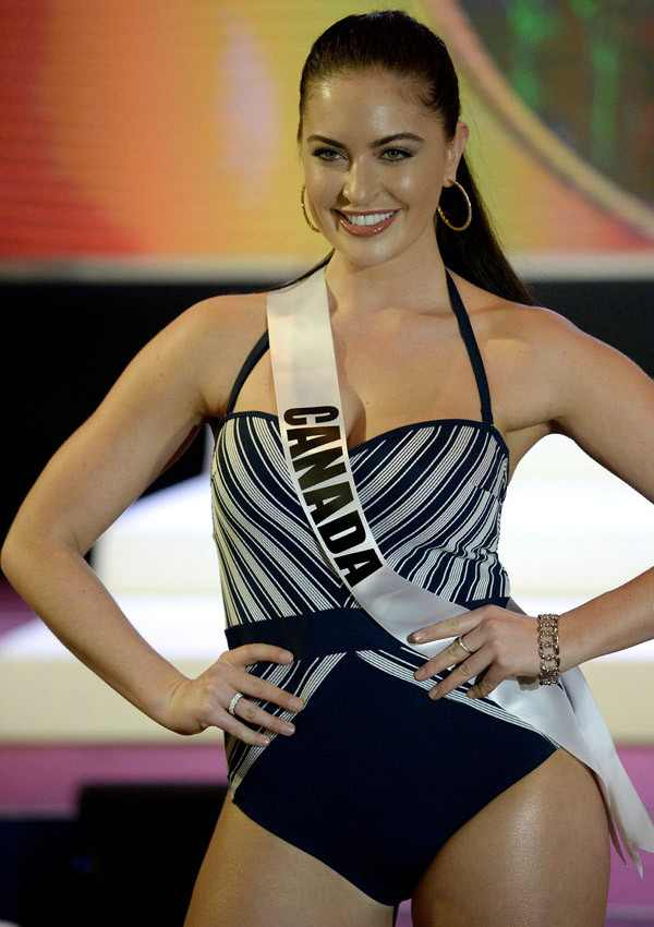 Miss Canada, Siera Bearchell