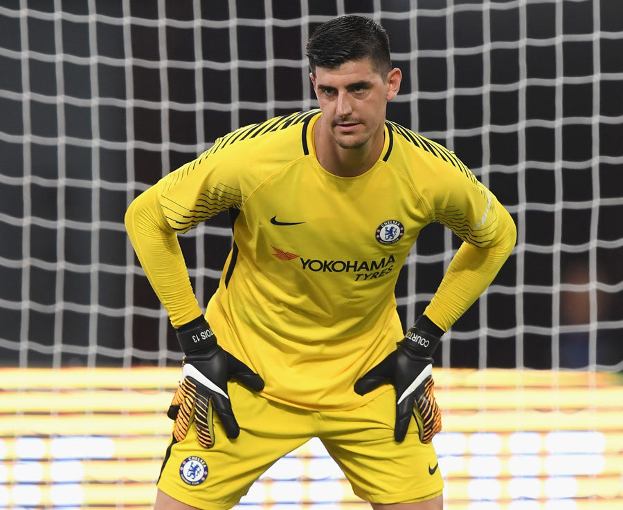 Image result for courtois 2017 nike