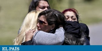"""Los familiares de los tripulantes del submarino: """"Son perversos, nos mintieron"""""""