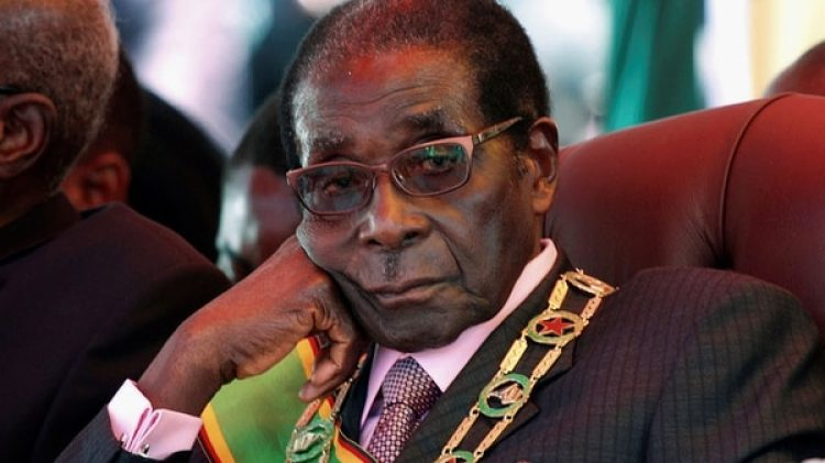 Robert Mugabe, el nonagenario dictador que estuvo 37 años al frente de Zimbabwe (Reuters)