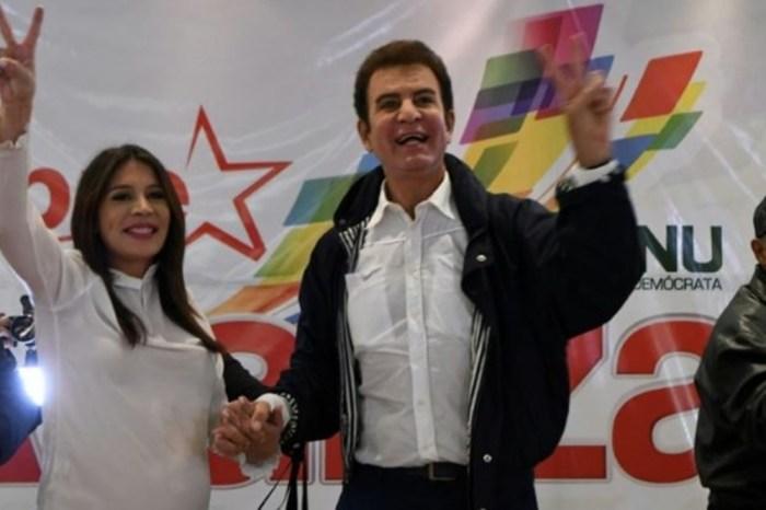 El opositor Nasralla lidera la votación de las presidenciales en Honduras