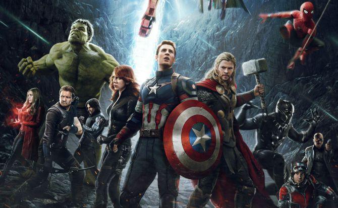 Primer teaser trailer de Avengers: Infinity Wars