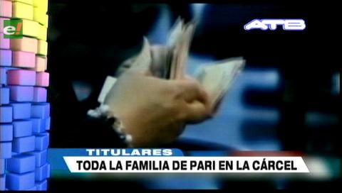 Video titulares de noticias de TV – Bolivia, mediodía del miércoles 8 de noviembre de 2017
