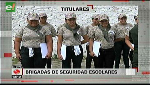 Video titulares de noticias de TV – Bolivia, mediodía del sábado 11 de noviembre de 2017