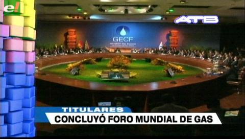 Video titulares de noticias de TV – Bolivia, noche del viernes 24 de noviembre de 2017