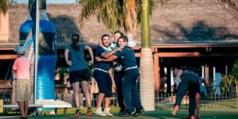 ¡Felicidades Argentina! Campeones de Copa Los Andes Bolivia 2017 en damas y varones