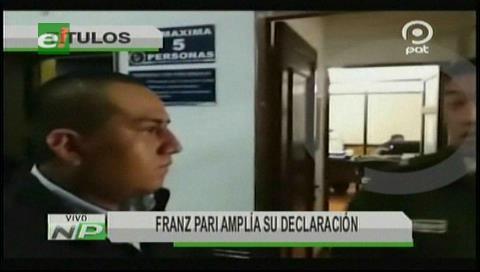 Video titulares de noticias de TV – Bolivia, mediodía del martes 7 de noviembre de 2017
