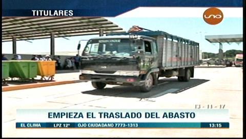 Video titulares de noticias de TV – Bolivia, mediodía del lunes 13 de noviembre de 2017