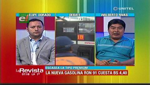 """MAS dice que precio de gasolina especial podría bajar, oposición teme """"gasolinazo"""""""