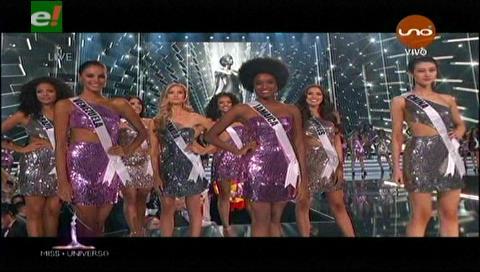 Las 16 semifinalistas del Miss Universo 2017