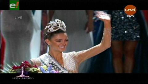 Sudáfrica se lleva la corona del Miss Universo 2017