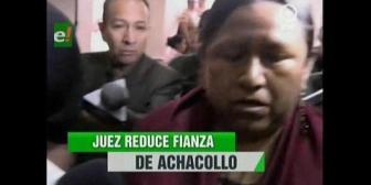 Video titulares de noticias de TV – Bolivia, noche del martes 21 de noviembre de 2017