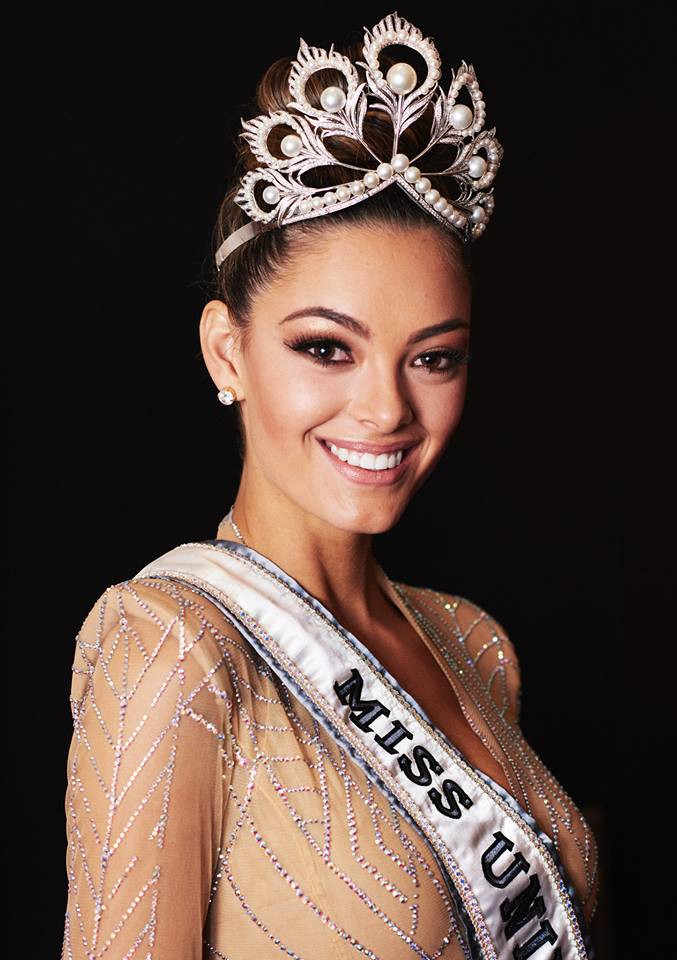 Miss Universo, Demi-Leigh Nel-Peters