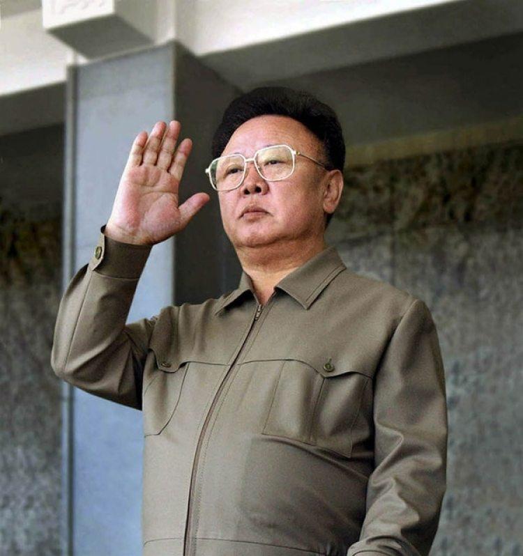 Kim Jong-il,heredero del poder que inició su padre Kim Il-sun