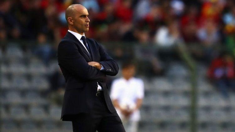 El español Roberto Martínez es el entrenador de Bélgica (Getty Images)