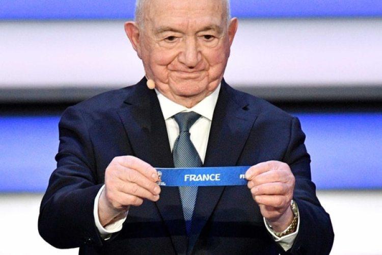 Francia es cabeza de serie del Grupo C y debutará el 16 de junio en Kazán