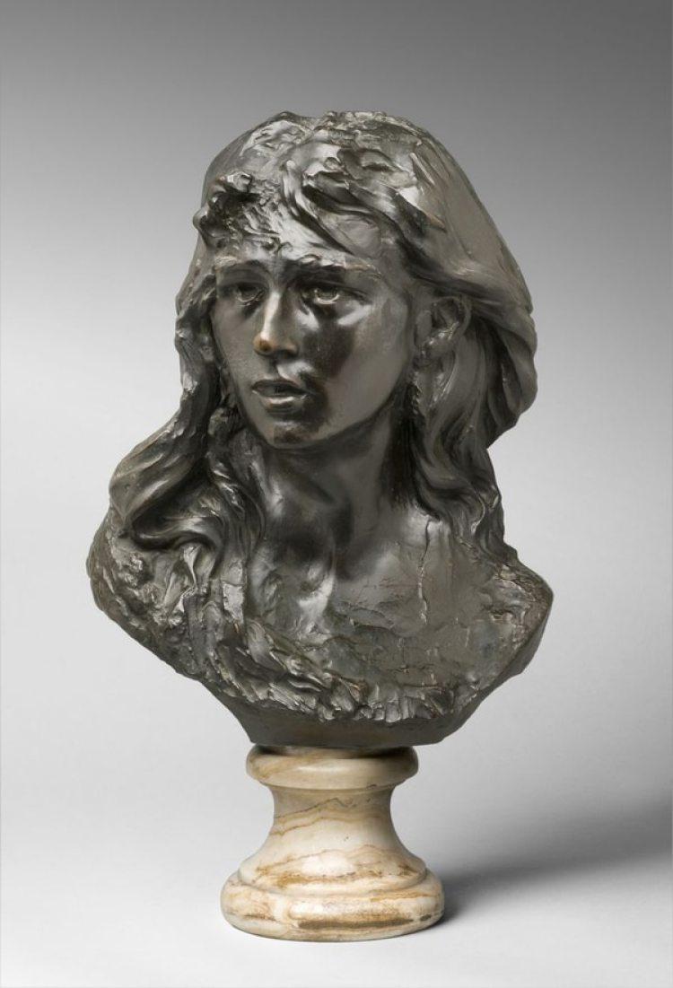 Rose Beuret, la compañera de Rodin