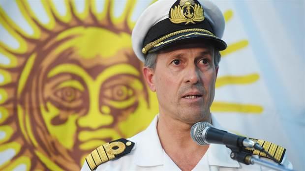 Nuevo parte de la Armada por el submarino ARA San Juan: