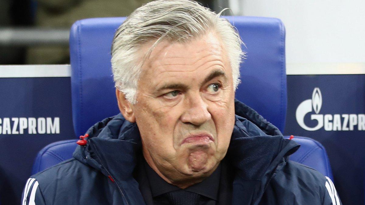 Le dijo no a Italia: Carlo Ancelotti confesó que prefiere dirigir clubes