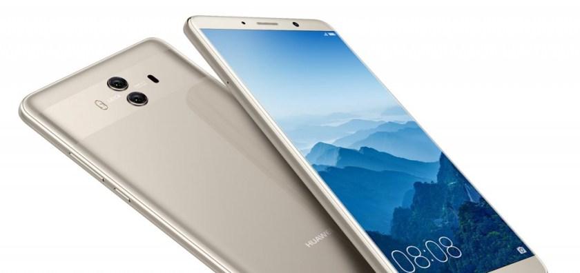 Huawei Mate 10 celulares 2017 281117