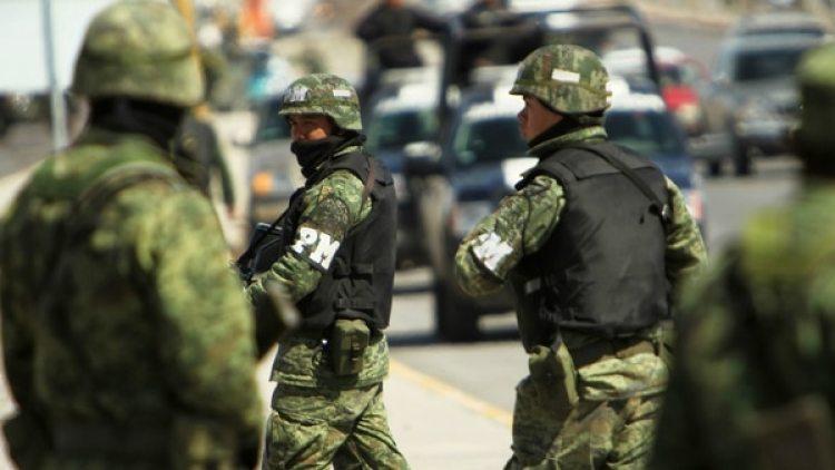 Ejército mexicano. (Getty)