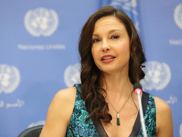Ashley Judd:
