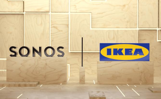 Sonos da la mano a IKEA para llevar la música (y la inteligencia artificial) a tu hogar