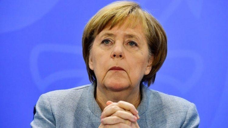 Angela Merkel.(AFP)